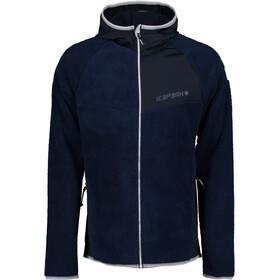 Icepeak Danby Midlayer Jacket Men, blauw